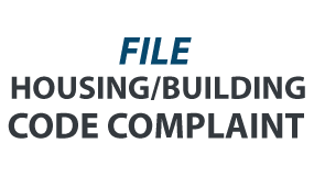 City of Jamestown NY File a Housing and Building Code Complaint