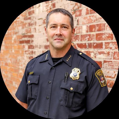 Tim Jackson-Police Dept