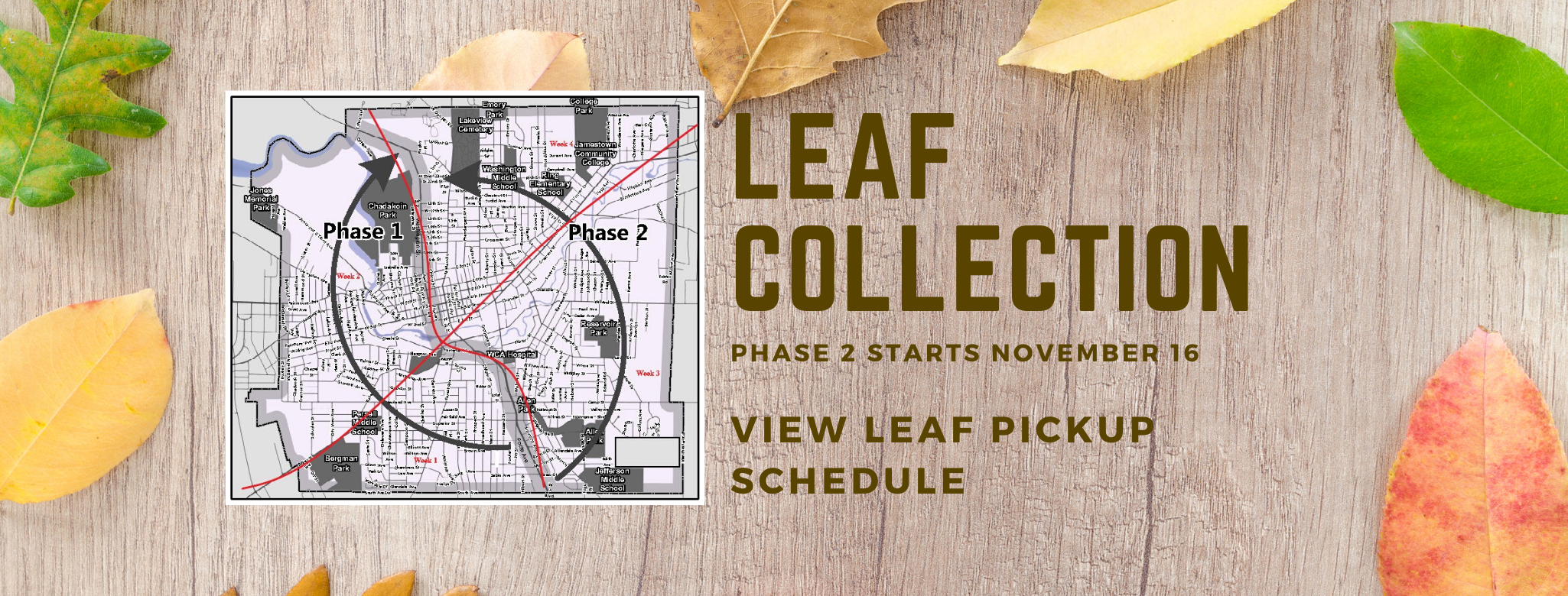 2020 Leaf Pickup -Revised
