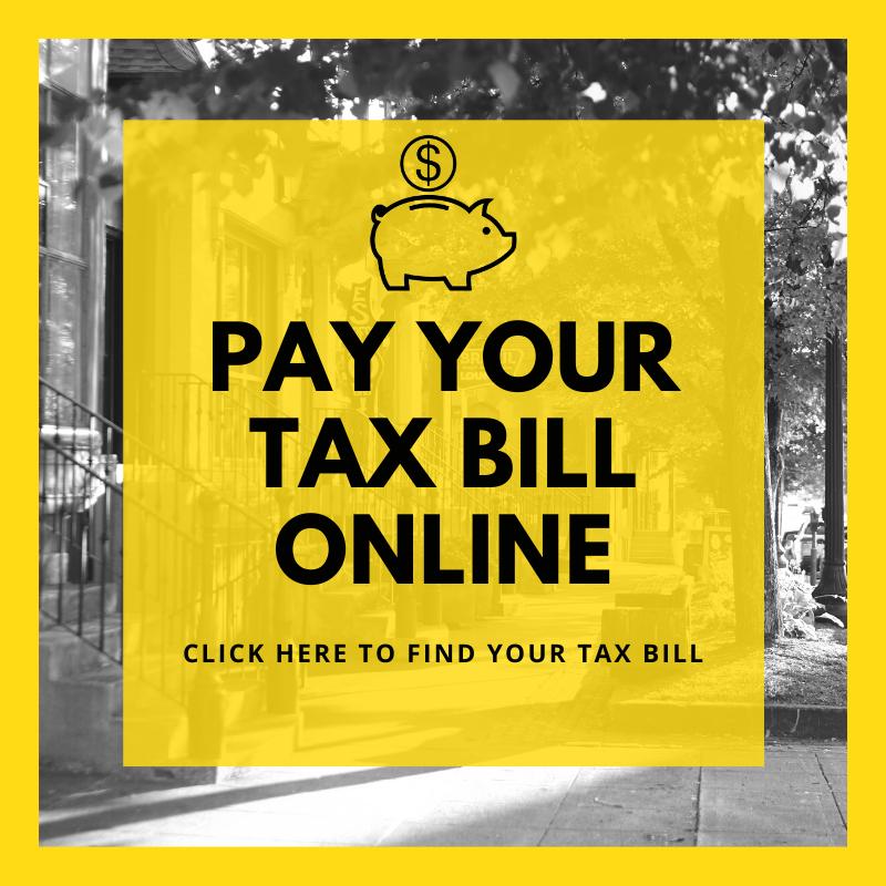 Tax Bill Post