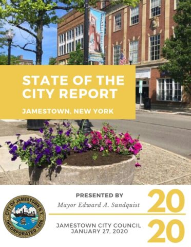2020 State of City Cover
