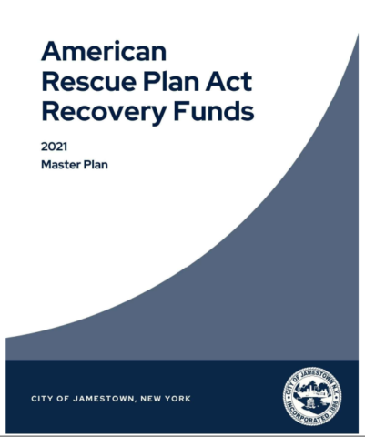 American Rescue Plan Act Recovery Funds 2021
